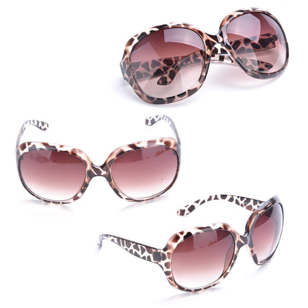 Women's Retro Vintage Shades Oversized Designer Sunglasses - MeetYoursFashion - 8