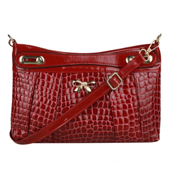 New Fashion Women Messenger Bag Handbag Clutch Shoulders To Women