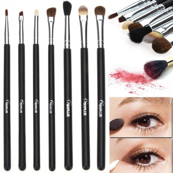 New Eye Brushes Set Eye Shadow Blending Pencil Brush Make Up Tool Cosmetic