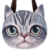 New Fashion Stylish Lady Women Animal Head Bag Shoulder Bag Packet