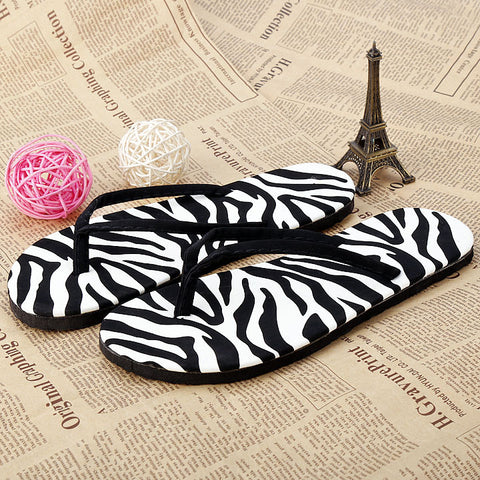 Women Casual Beach Flip Flops Summer Flat Sandals Slippers - MeetYoursFashion - 5