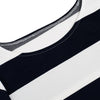 Women long Sleeves Stripe Straight Shift Dress - MeetYoursFashion - 5