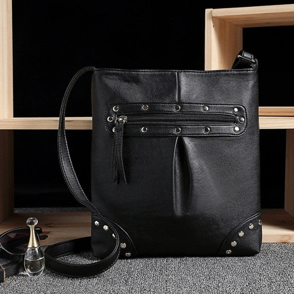 Women Ladies Leather Shoulder Bags Messenger Hobo Bag