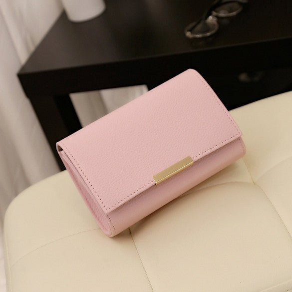 New Fashion Women Synthetic Leather Vintage Style Handbag Shoulder Bag