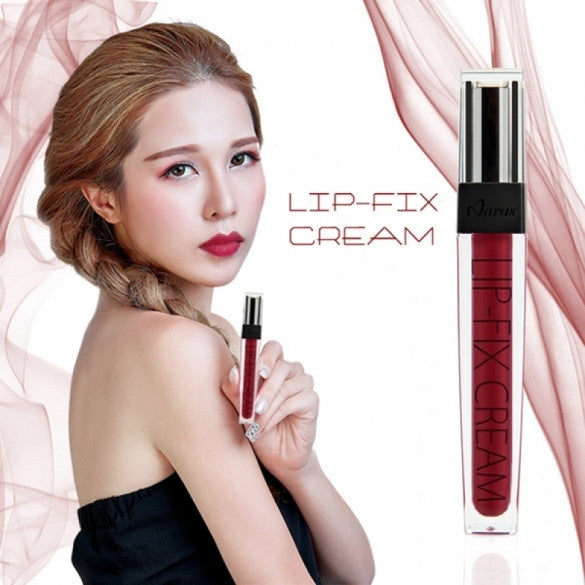 6 Colors Lip Gloss Makeup Cosmetic Moist Long-lasting Liquid Lip Tint