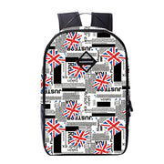 Unique Print Casual Style Backpack Travel Bag - Meet Yours Fashion - 5