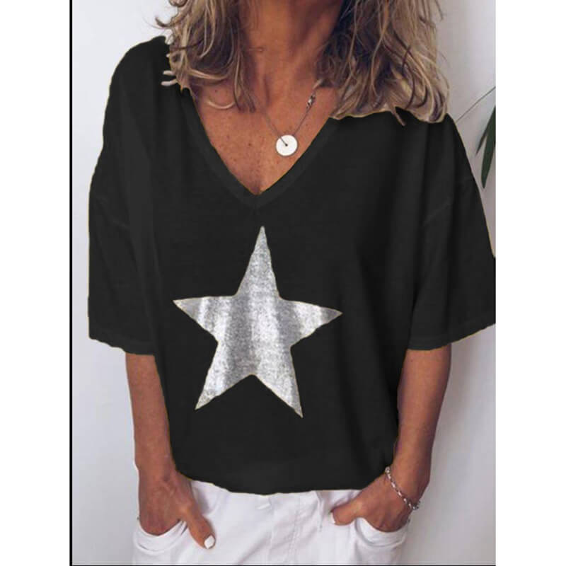 Star Loose T-shirt
