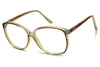 casual brown crystal round squared barb nerd geeky eyeglasses womans girls retro 50s style inspired hip vintage granny old women glasses