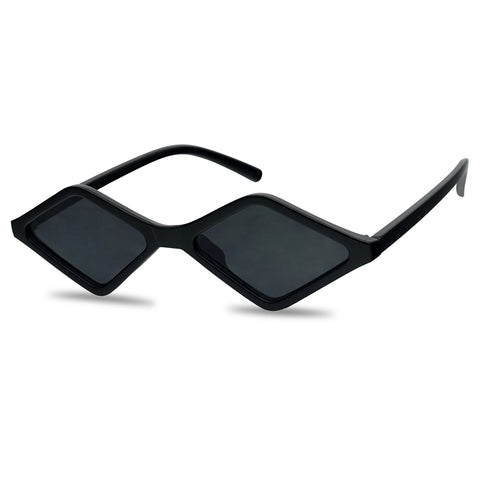 SLEEK DIAMOND SHAPE SUNGLASSES