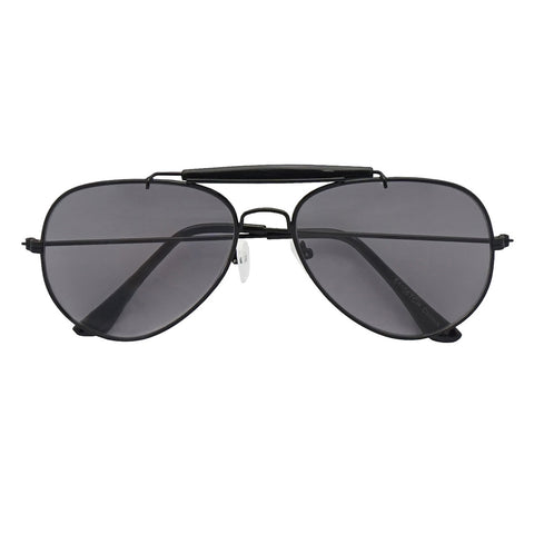 CLASSIC AVIATOR PHOTOCHROMIC TRANSITION CLEAR/DARK LENS SUNGLASSES