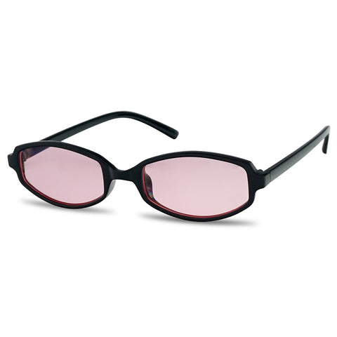 SMALL SLIM COLOR TONE 1990's SUNGLASSES