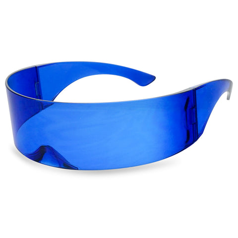PANTONE MONO WRAP CYCLOPS NOVELTY SUNGLASSES