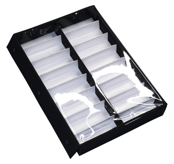 16 Slot Storage / Display Case - Clear Cover