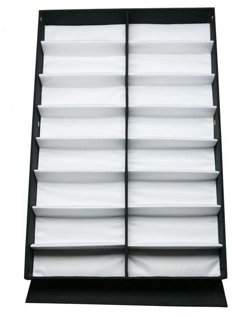 16 SLOT STORAGE / DISPLAY CASE