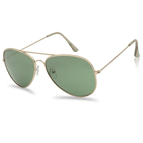 Classic 60mm Polarized Tear Drop Aviator