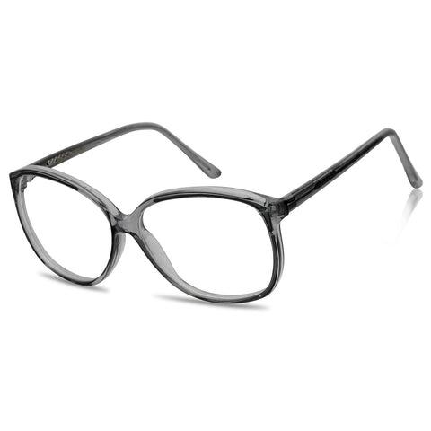 COLOR TRANSPARENT VINTAGE FASHION GLASSES