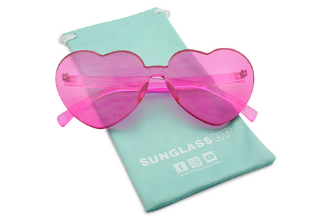 Cute Valentine's Day Themed Heart Fashion Eyewear Sunnies