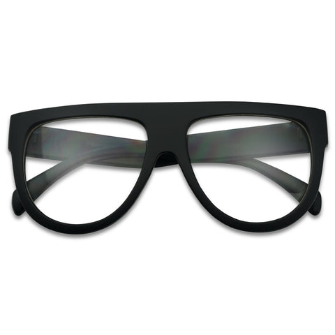 FASHION BOLD FLAT TOP GLASSES