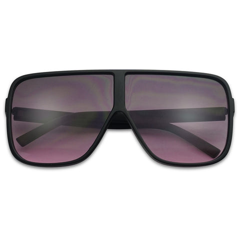OVERSIZED TWO TONE ICONIC SUNGLASSES
