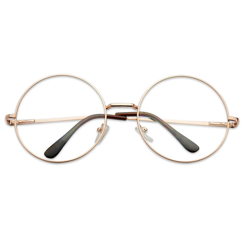 58MM LARGE CIRCULAR GLASSES
