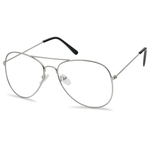 CLASSIC RETRO METAL TEARDROP AVIATOR GLASSES