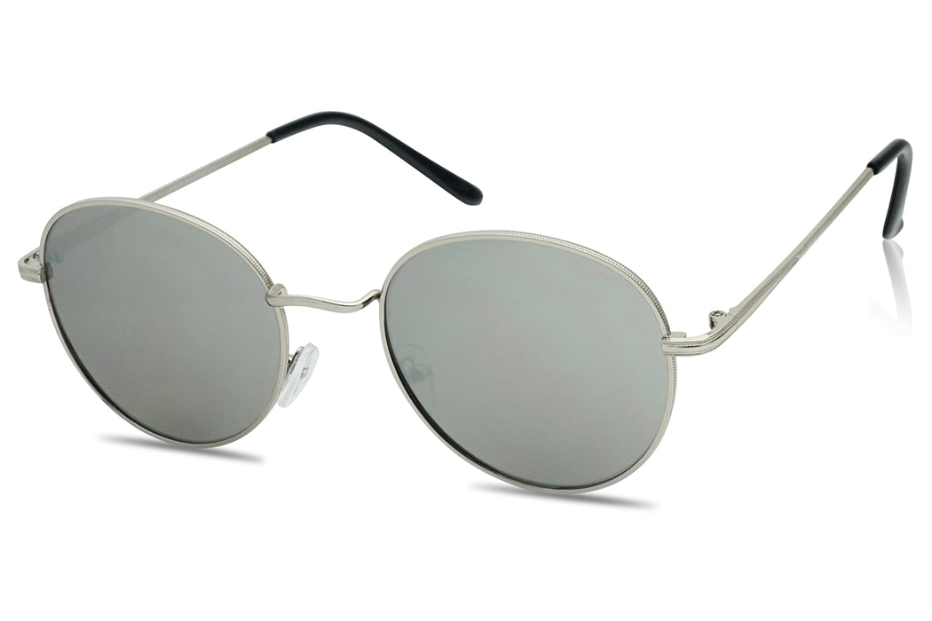 Ultra Retro Flat Bar Aviator Sunglasses