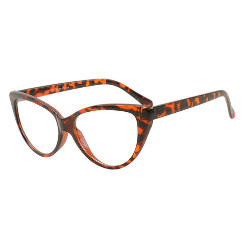 CLASSIC 60'S VINTAGE CAT EYE GLASSES