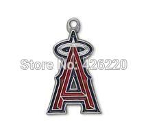 California Angels, Los Angeles Angels Charm with Cell Phone Loop
