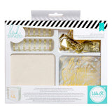 Heidi Swapp We R Memory Keepers - Mixed Media Collection - The Cinch Kits - Insta Album Kit