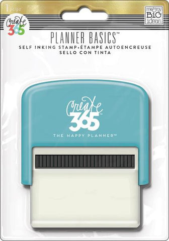 Important Create 365 Happy Planner Self-Inking Stamp