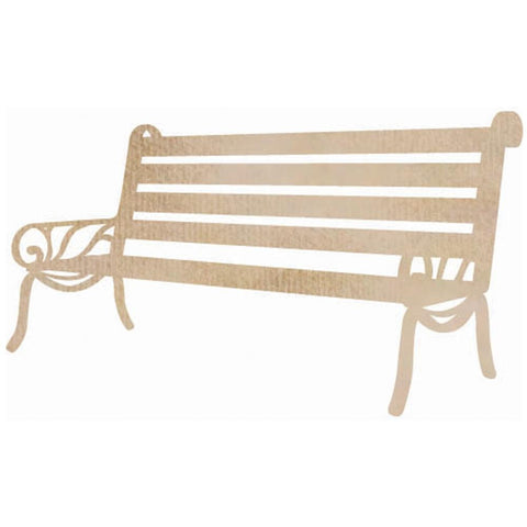 KaiserCraft Wooden Bench  ***PRICE REDUCED!!!