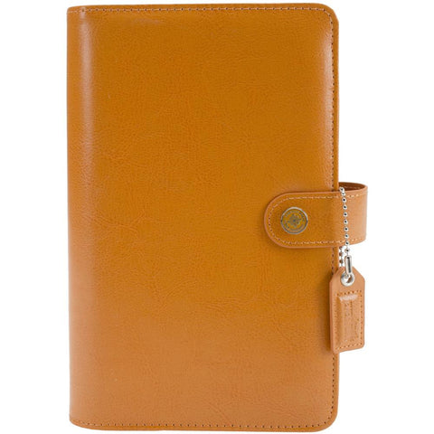 Caramel Color Crush Personal Planner BINDER only