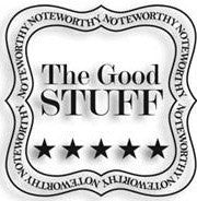 The Good Stuff Stamp by Teresa Collins *Rare*