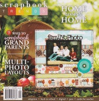 Scrapbook Trends Publication-September 2009