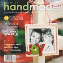 Handmade Publication-Dec/Jan 2010
