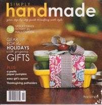 Handmade Publication-Oct/Nov 2009