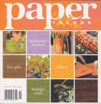 Paper Trends Publication Oct/Nov 2007