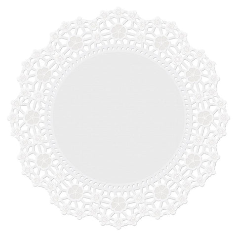 "10"" Greaseproof Doilies by Wilton"
