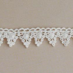 "Alterable Crochet Trim .75"" Mini Banner"