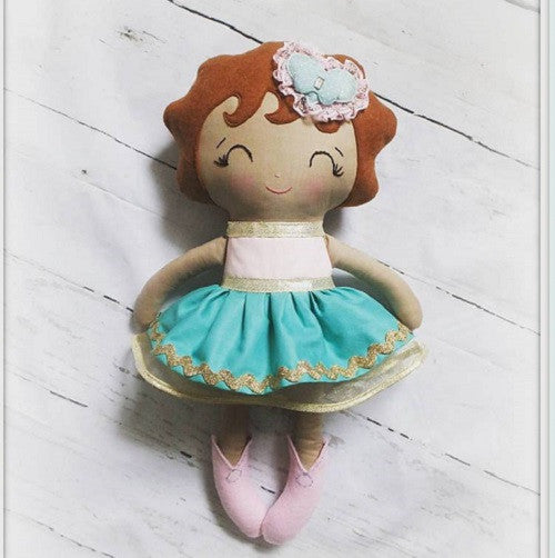 Custom Doll - design your own! - handmade in Australia