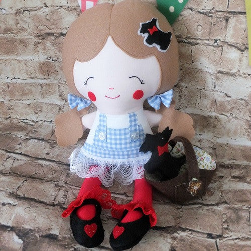 Softie - Dorothy (Wizard of Oz) - handmade