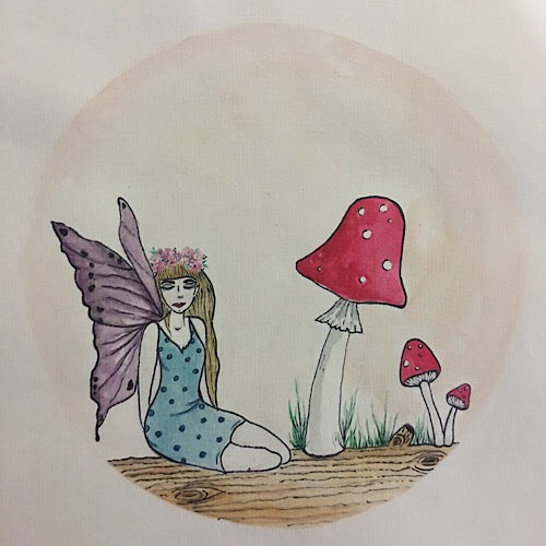 Fairy Garden - Print - Unico Art