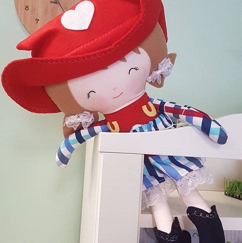 Cowgirl doll