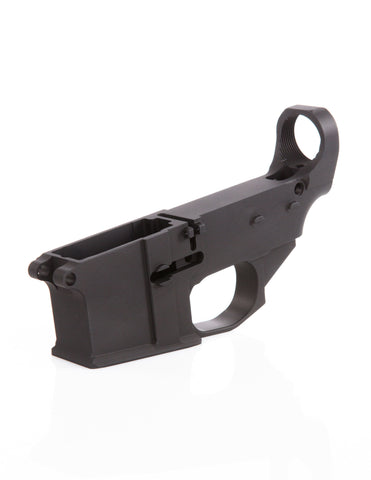 80% Lower - AR15 80% Lower 5.56 Anodized Black Billet 7075