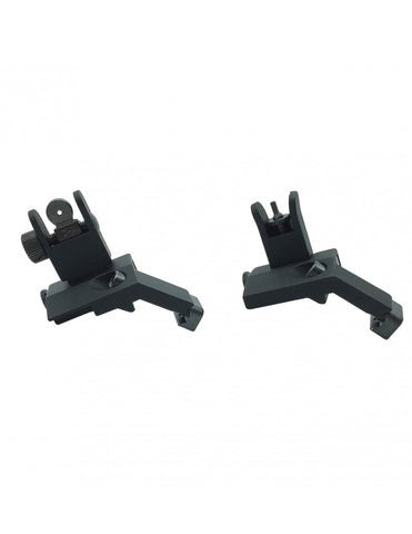 45 DEGREE SIGHTS | AR15 & AR10 | FRONT & REAR