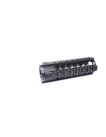 "7"" AR15 Free-Float M4 Quad Rail Handguard"