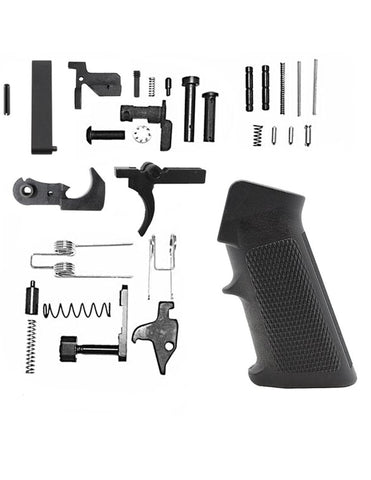 AR10 COMPLETE STANDARD LOWER PARTS KIT