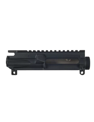 AR15 UPPER | 5.56 | Forged | Stripped | Anodized | Black