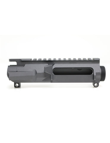 Billet AR-15 Stripped AR15 Billet Upper Receiver Level III Hard Anodized