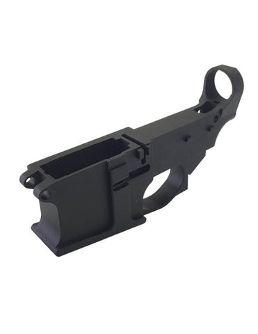 80% LOWER | AR15 | 5.56 | BILLET | 6061 | ANODIZED | BLACK